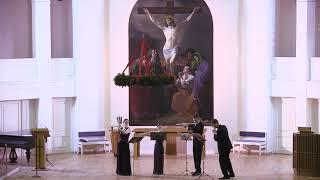 Пахельбель. Flutemasters в церкви Святых Петра и Павла