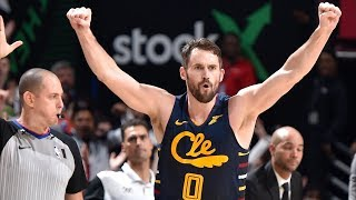 Cavs Upset Nuggets! Kevin Love 27 Points Clutch! 2019-20 NBA Season