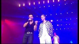 Justin Bieber Purpose Tour Despacito Live ft Luis Fonsi 2017