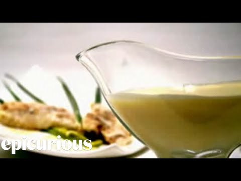 How to make beurre blanc youtube