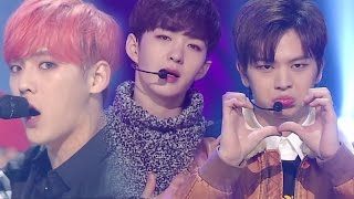 Cover images 《POWERFUL》 BTOB (비투비) - I'll Be Your Man (기도) @인기가요 Inkigayo 20161127