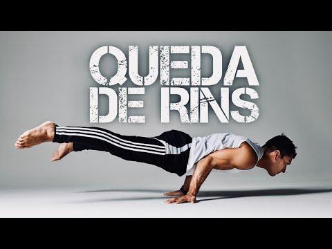 Queda De Rins Tutorial Capoeira Calisthenics
