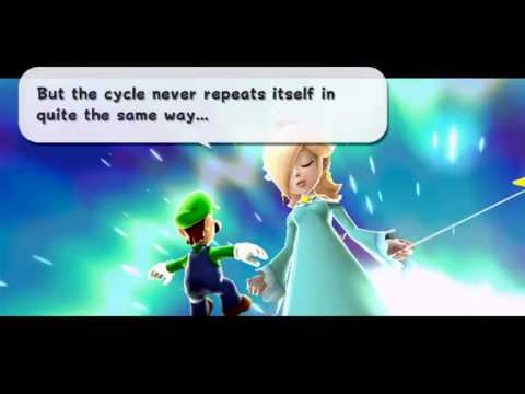 Let's Play Super Mario Galaxy - Episode 40 - One Hundred Twenty-One