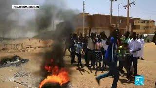 Répression meurtrière au Soudan :