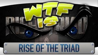 ► WTF Is... - Rise of the Triad ? thumbnail