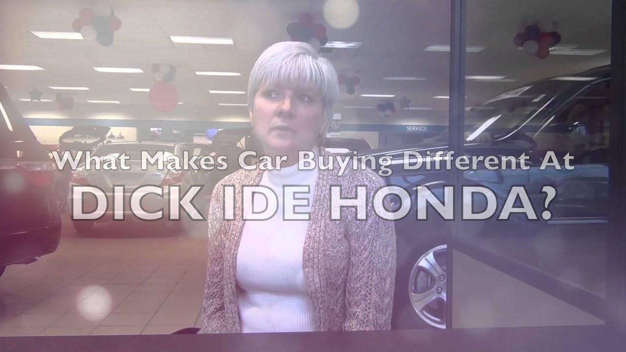 Customer Testimonial: Carol  2012 Honda CR V  Dick Ide Honda, Rochester NY  Dealer Review