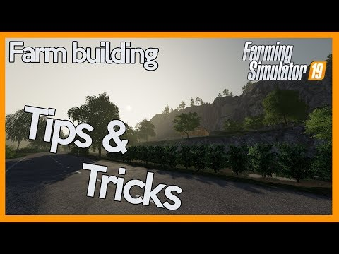 Tips & Tricks For Building A Beautiful Farm In Farming Simulator 19