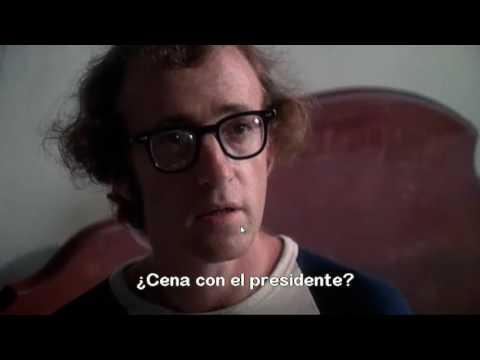 Woody Allen harp scene