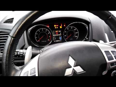 Mitsubishi Outlander Sport : Mystery Problems at Startup