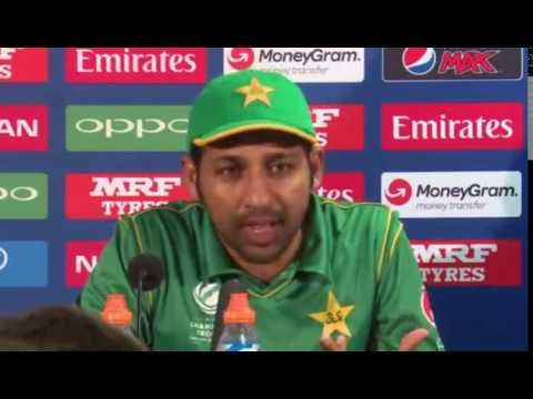 Pakistan v South Africa - Post-Match Press Conference
