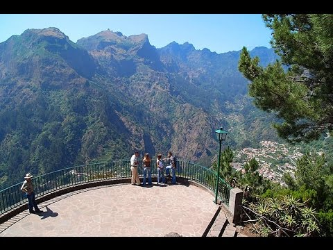 Nuns Valley Madeira Island Portugal