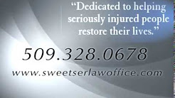 Sweetser Law Office Personal Injury Attorney Spokane, WA