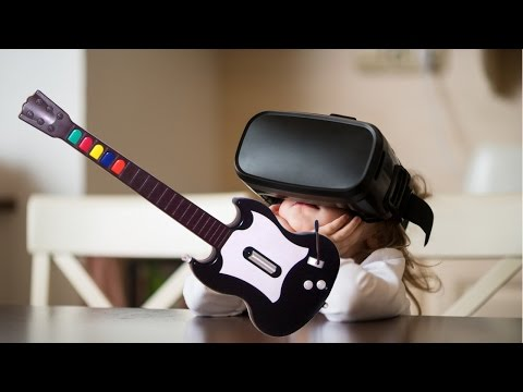 Overview of Guitar Hero VR Project