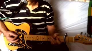 Helden ~ Nena (Heroes - David Bowie) ~ Cover ~ Stromgitarre Harley Benton TE-80 & BT