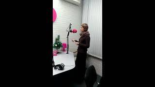 видео: Радио (закулисье) . Запись выпуска на Радио Сок. Рубрика сочные новости. У микрофона Вера Лаврова.