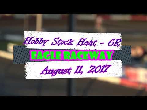 8/11/2017 Beatrice Speedway Hobby Stock Heat #3