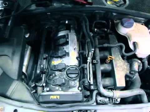 Б/У двигатель AWM Audi A4 B5 1.8i. Без пробега по РФ.