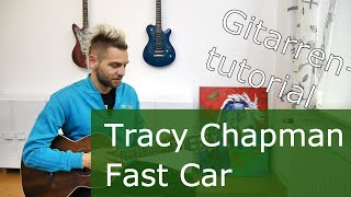 How To Play: Fast Car - Tracy Chapman