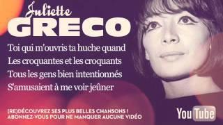 Juliette Gréco - Chanson pour l