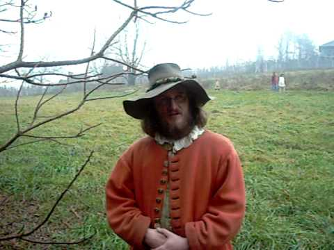 My Interview with Governor William Bradford and his Thoughts on Thanksgiving