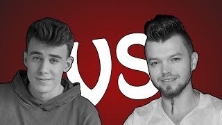 Wardęga vs Blowek (Rap Battle)