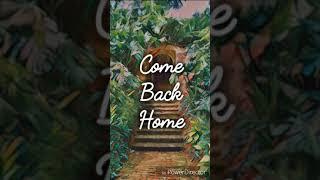 Come Back Home (Vũ Cát Tường) - Guitar cover by Nate