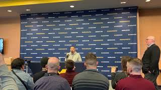 Juwan Howard explains why Michigan basketball is playing well again