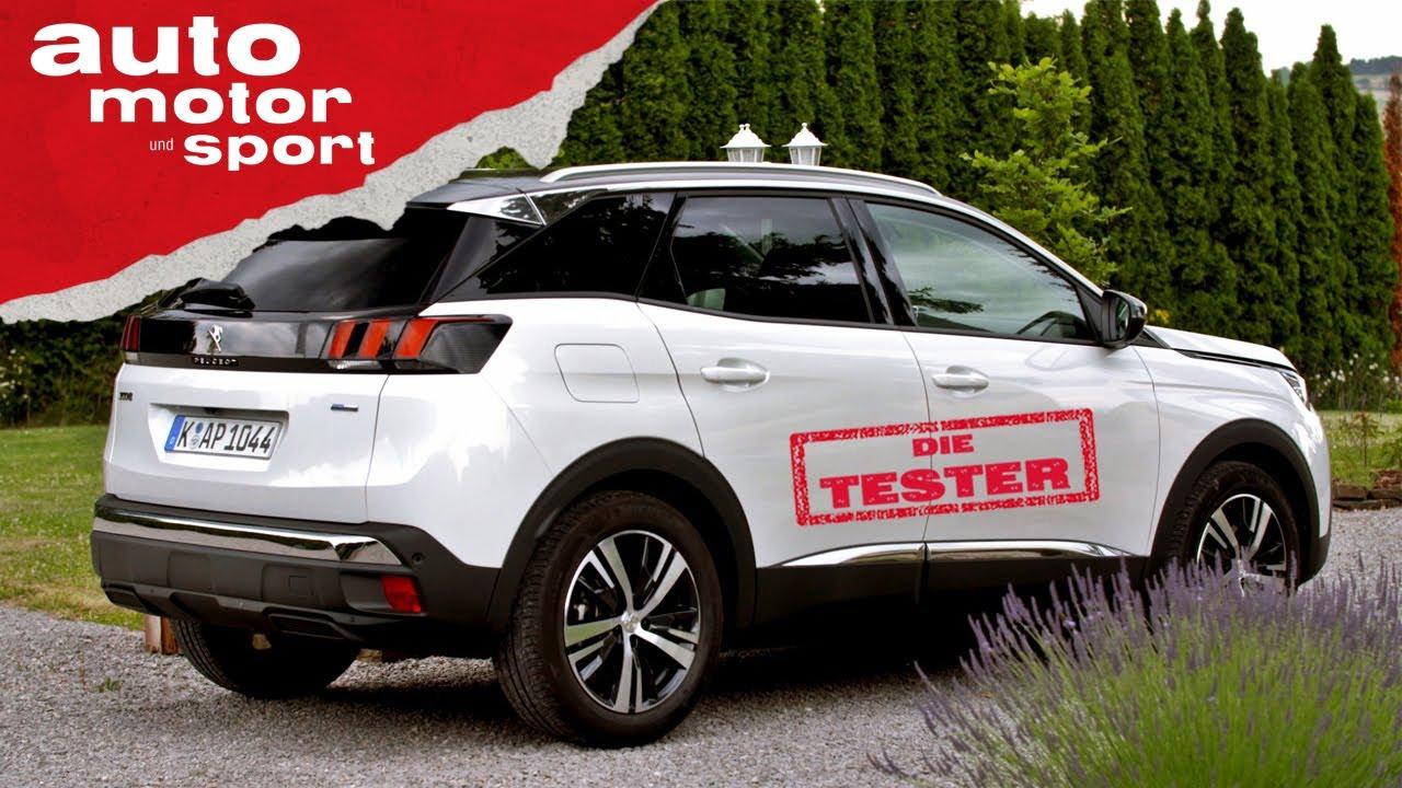 Peugeot 3008: Reicht der Einstiegsbenziner? - Test/Review | auto motor und sport