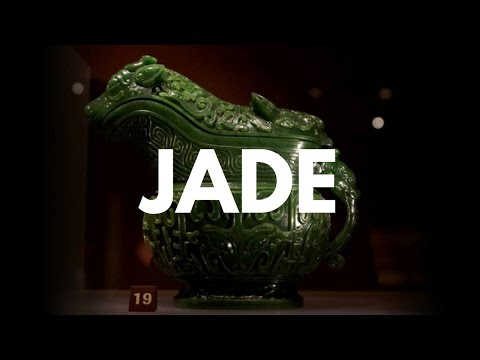 The Dreamer's Stone: The Magic of Jade -- Crystal Meanings and Uses