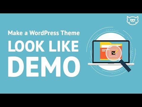 how-to-make-your-website-look-like-wordpress-theme-demo