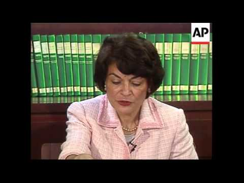 APTN interview with top Iraqi envoy to US