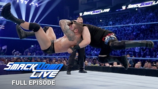 WWE SmackDown LIVE Full Episode, 9 May 2016