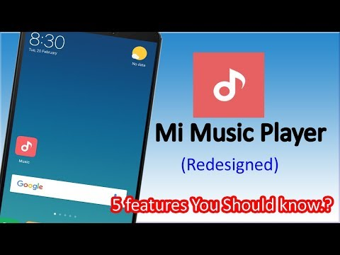 Mi Music Player. New Update 5 feature should you know..? Redmi Note 4.