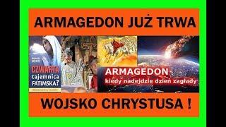 Rozpoczęcie duchowej bitwy Armagedonu - kazania Ks. Natanka i pastora Hoggarda