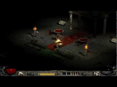 Скоростное прохождение Diablo 2 (Assassin) за 0:58:52