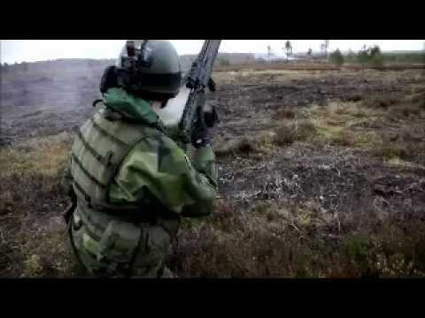 SWEDISH AIRFORCE RANGERS