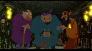 Hunchback of Notre Dame - The Court of Miracles (French)