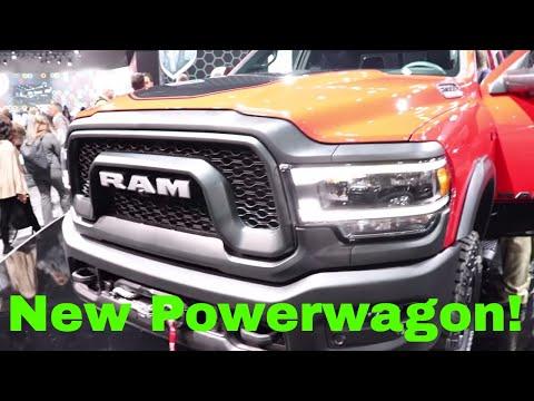 2019 Ram 2500 Powerwagon