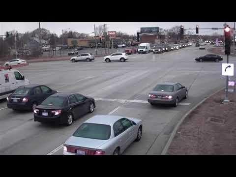 Lakemoor red light ticket scam
