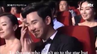 Video [ENG SUB] Jun Ji Hyun calls out 'Do Min Joon' during her speech at 50th Baeksang Arts Awards (cut) download MP3, 3GP, MP4, WEBM, AVI, FLV Maret 2018