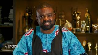 CNN African Voices ~ Kunle Afolayan