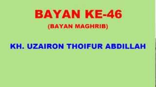 046 Bayan KH Uzairon TA Download Video Youtube|mp3