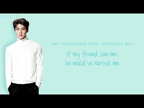 EXO (엑소) - Unfair Lyrics Color Coded (Eng Sub & Kor Rom)
