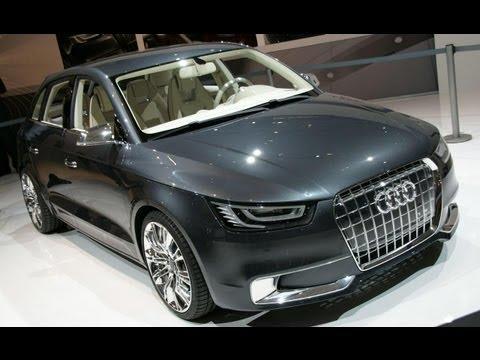 Audi A1 Sportback Concept - CAR and DRIVER