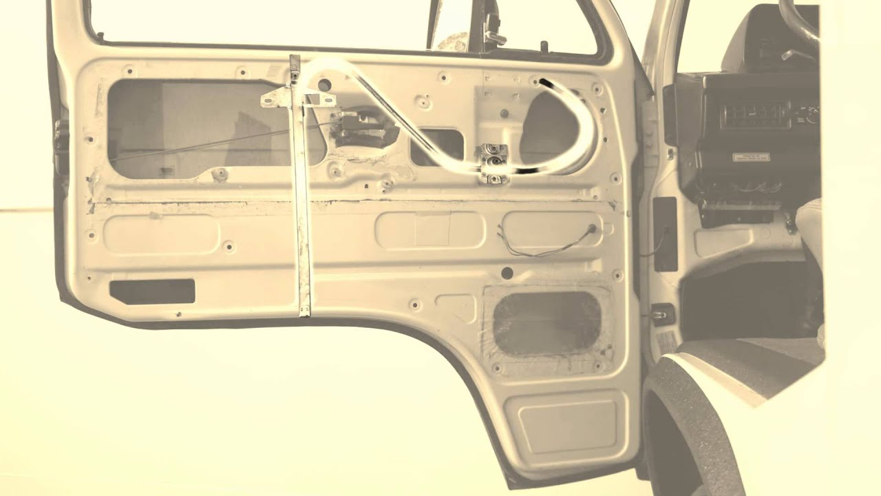 Vanagon Window Crank : A Closer Look by GoWesty