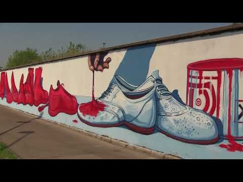 "Writers-Street art ""Coloriamo Verona"""