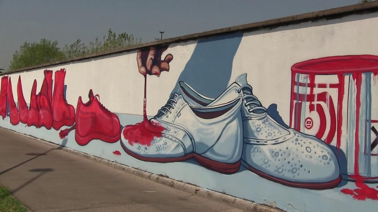 Writers street art coloriamo verona