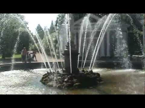 Достопримечательности Петергофа Россия Санкт Петербург