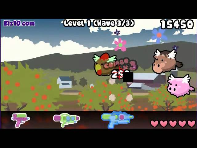Zoo Pop Panic - Gameplay Walkthrough  Kiz10.com Videos De Viajes