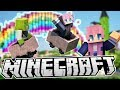 watch he video of Minecraft Theme Park